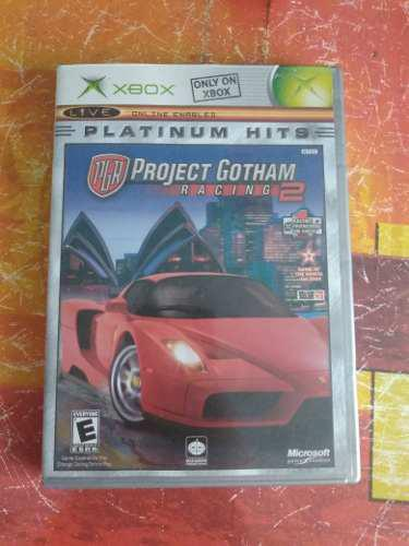 Project Gotham Racing 2 Xbox Clásico