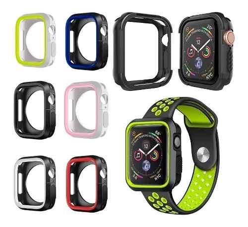 Protector Case Uso Rudo Colores Apple Watch Serie