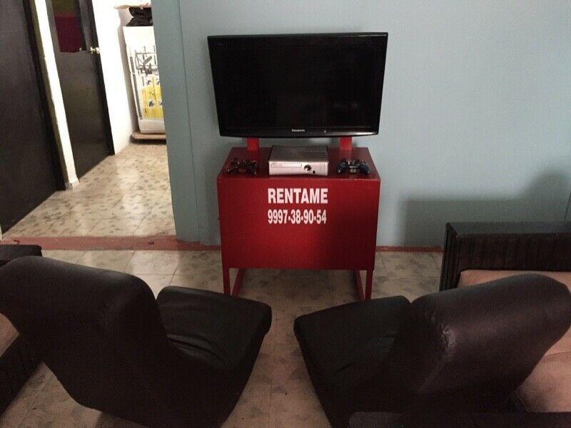 Renta de video juegos, one, Play 4 con vr, Nintendo switch,