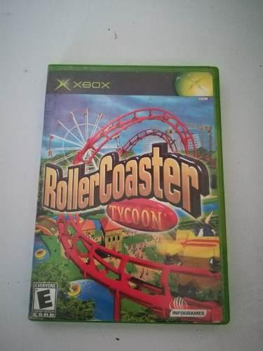 Roller Coaster De Xbox Clásico