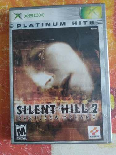 Silent Hill 2 Xbox Clásico