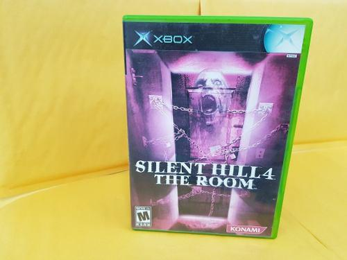 Silent Hill 4 The Room Xbox Clasico