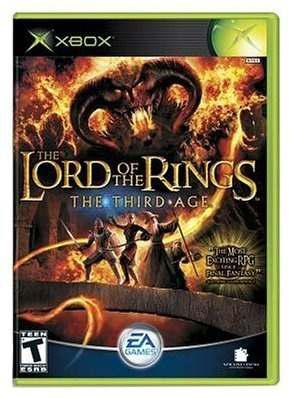 The Lord Of The Rings The Third Age Xbox Clásico