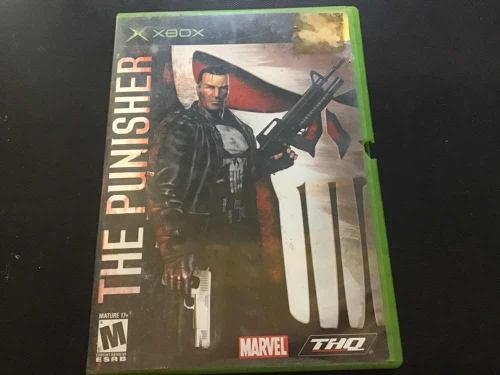 The Punisher Xbox Clásico