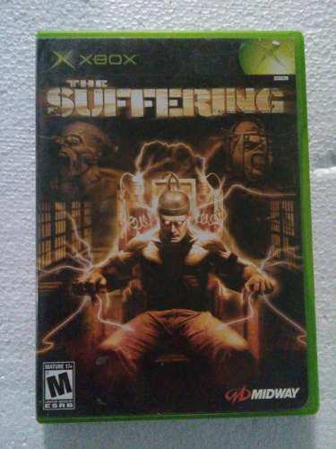 The Suffering Xbox Original Clasico