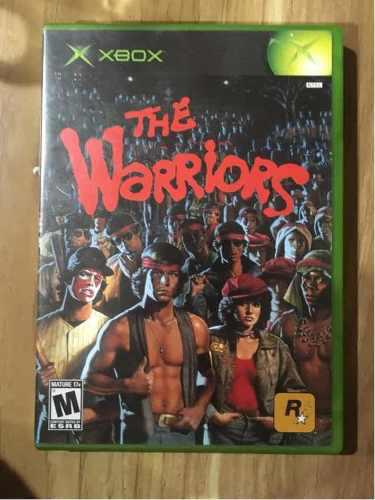 The Warriors Xbox Clásico Original Warriors