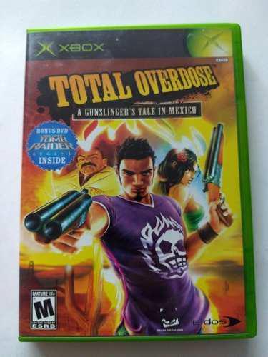 Total Overdose Xbox Clasico