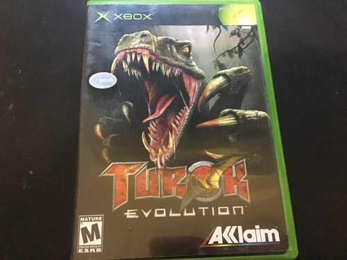 Turok Evolution Xbox Clásico