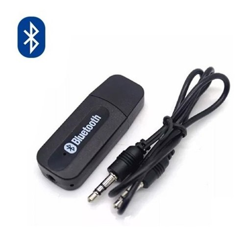 Usb Receptor Bluetooth Audio Aux 3.5 Mm St Uan