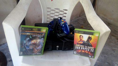Xbox Clasico Con Mas De Mil Juegos Incluidos