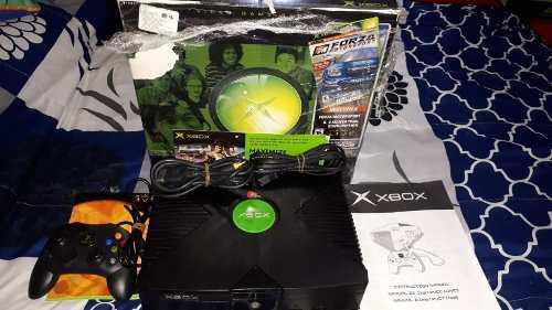 Xbox Clasico (primera Generacion)