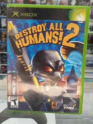 Xbox Clásico Destroy All Humans! 2