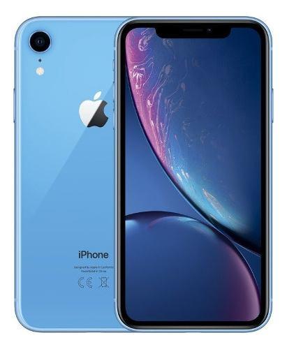 iPhone Xr 64 Gb Azul.