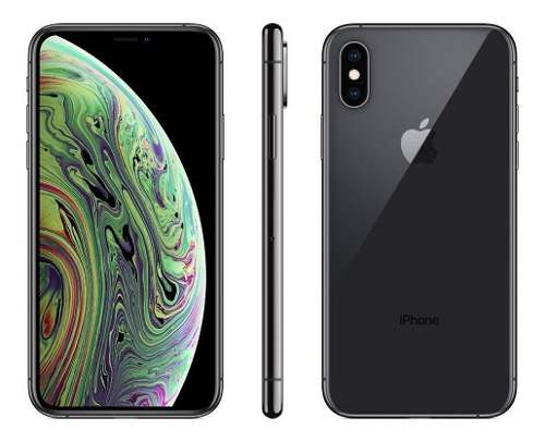 iPhone Xs 64 Gb Gris Espacial Liberado - Nuevo - Original