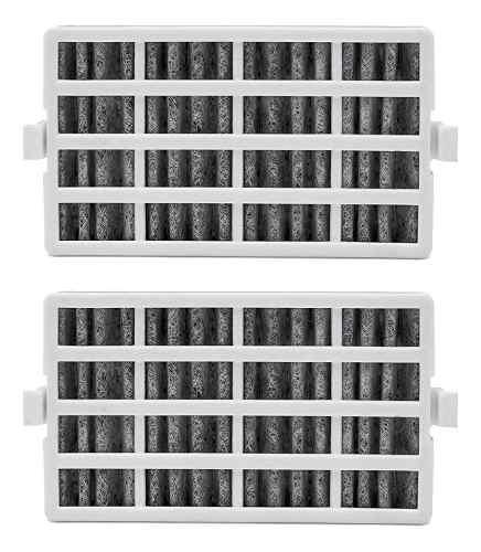 2 Filtros De Carbón Activado De Repuesto Para Refrigerador