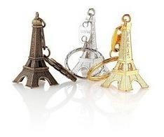 30 Pzs Llavero Torre Eiffel Paris Francia Importado