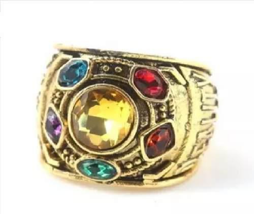 Anillo Thanos Gemas Envio Gratis Infinito Avengers Nuevos
