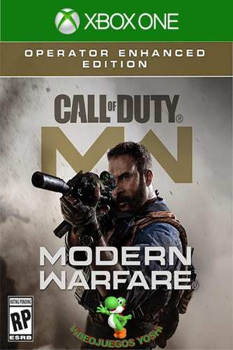 Call Of Duty Modern Warfare Operator Enhanced Edition Xbox