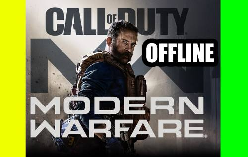 Call Of Duty: Modern Warfare *offline Xbox One* (promoción)