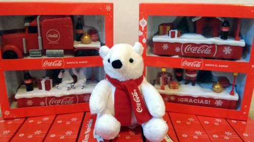 Caravana Navideña Coca Cola 2017 Completa