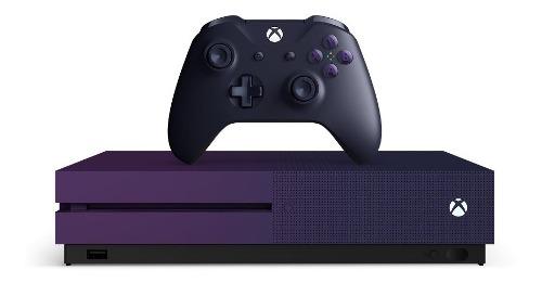 Consola Xbox One S 1tb Fortnite Battle Royale - Ed. Especial
