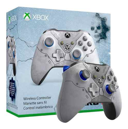 Control Xbox One Microsoft Gears 5 Inalambrico Wl