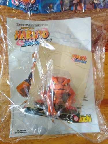 Figura Naruto Shippuden #42 Gamakichi Nueva Planeta