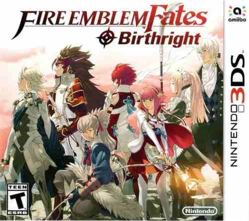 Fire Emblem Fates Birthrigh Para Nintendo 3ds En Start Games