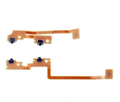 Flex Membrana Botones L Lz R Rz New 3ds Y Xl Original Full