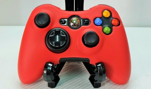 Funda De Silicon Para Xbox 360 Colores Remate Barato