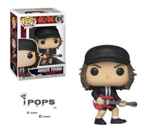Funko Pop Angus Young Ac Dc