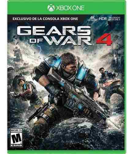 ..:: Gears Of War 4 Para Xbox One En Español:...