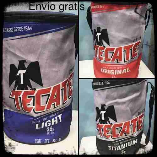 Hielera Heineken, Tecate, Indio, Tecate Light