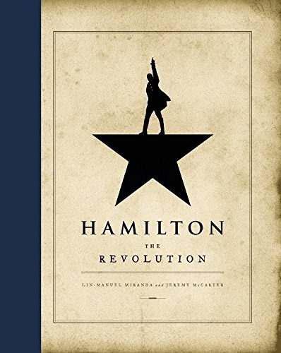 Libro Hamilton The Revolution (pasta Dura) Musical Msi