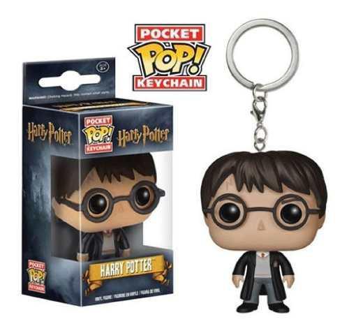 Llavero Keychain Funko Pop Harry Potter Promo Navidad