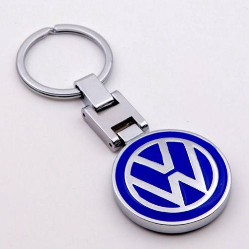 Llavero Volkswagen Metal Cromado Bora Jetta Gol Vocho Beetle