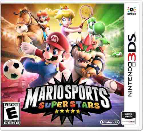 ¡ Mario Sports Super Stars Para Nintendo 3ds En Wholegames