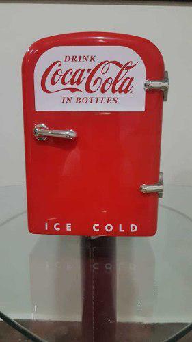 Mini Refrigerador Coca Cola Para Automóvil