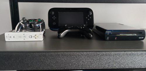 Nintendo Wii U Mario Kart 8 32gb + Controles Y Juegos