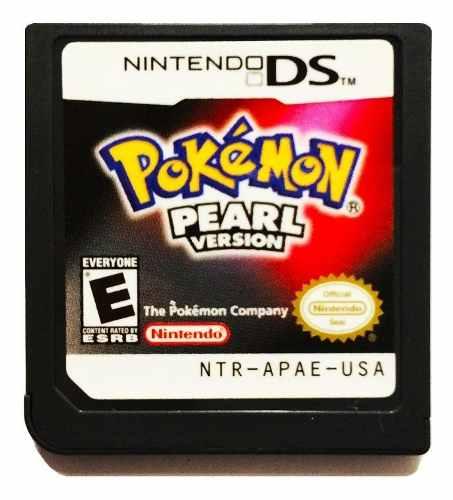Pokemon Pearl + 493 Pokemon Shinys - Nintendo Ds 2ds & 3ds