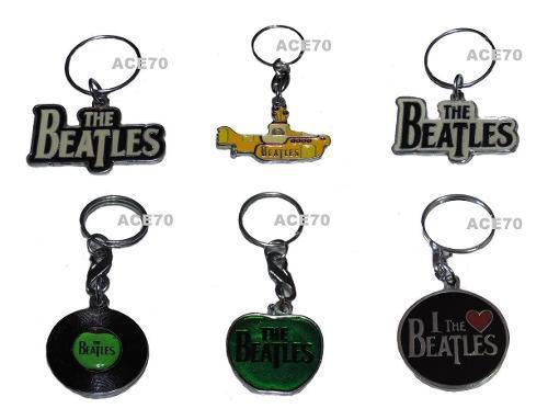 The Beatles 6 Mod Diferetes Llavero A Escoger Heavy Ace70