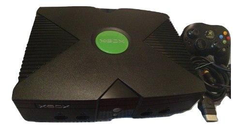 Xbox Clasico Primera Generación 1 Control.