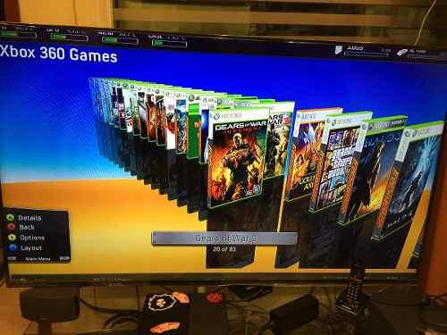 Xbox  Juegos Mas Nuevos  En Disco Duro Envio Gra