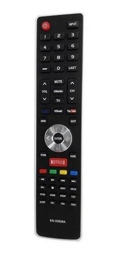 Control Remoto Para Tv Led Lcd Hisense En-33925a 32k366w