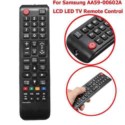 Control Remoto Tv Para Samsung Aa59-00602a Lcd Led Hdtv Tv I
