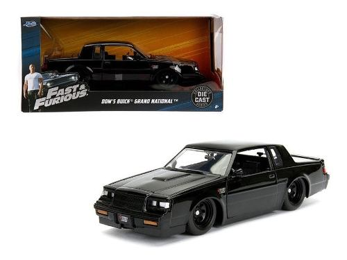 Dom's Buick Grand National  Rapido Y Furioso 1:24 Jada