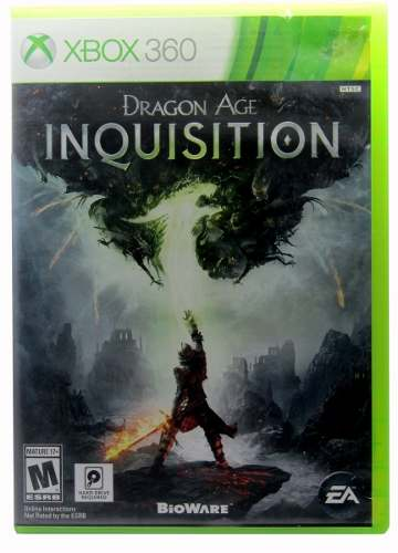 Dragon Age Inquisition Xbox  Juego De Regalo