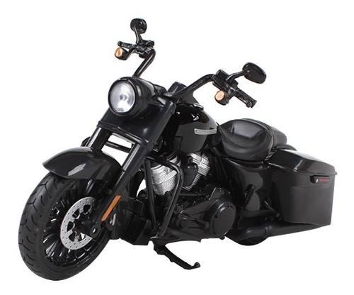 Harley Davidson Nueva Road King Special  Escala 1:12