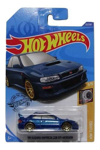 Hot Wheels  Subaru Impreza 22b Sti Version