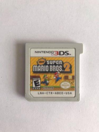 Juego Nintendo 3ds Super Mario Bros 2